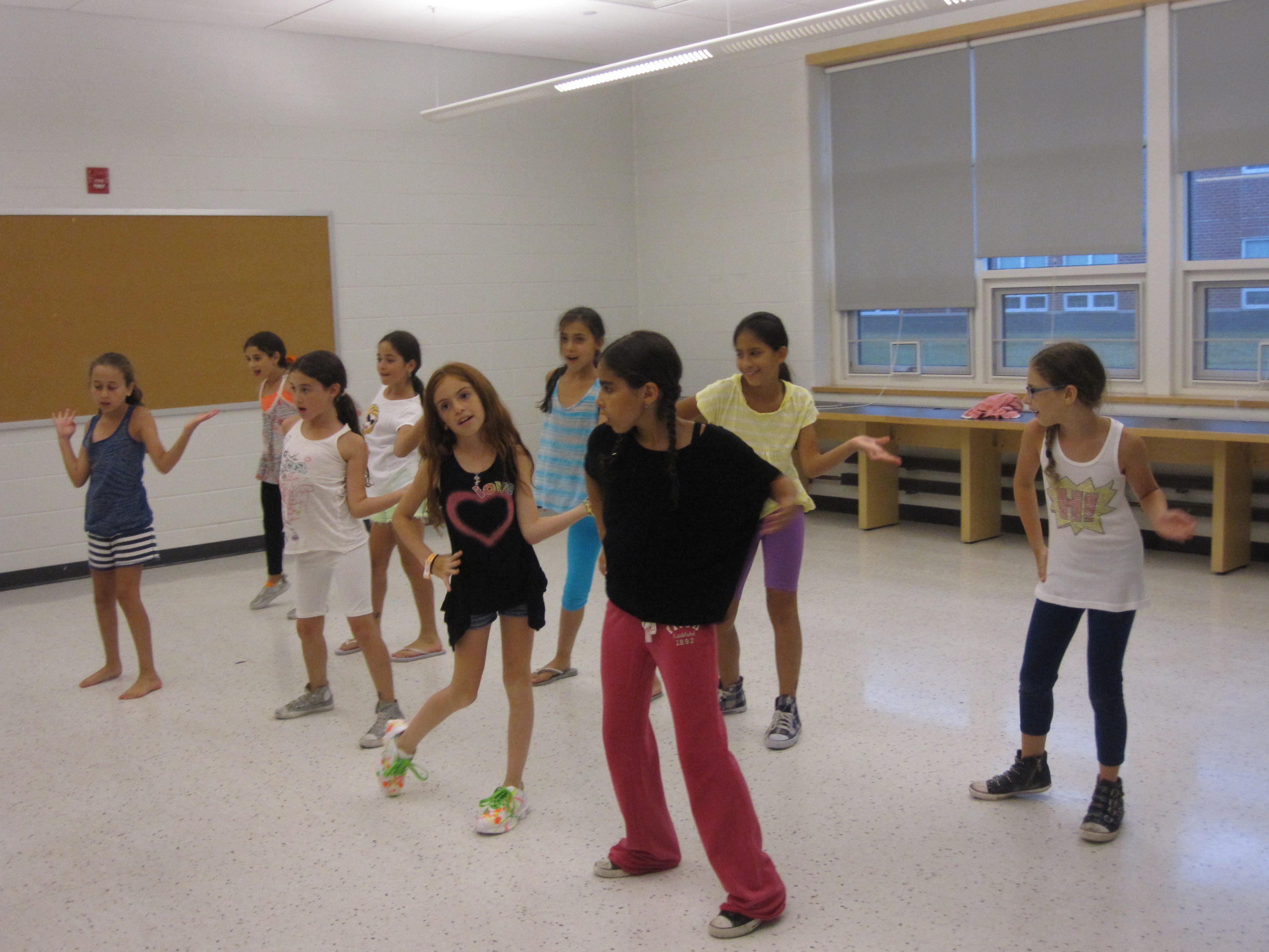 2012 Dancers